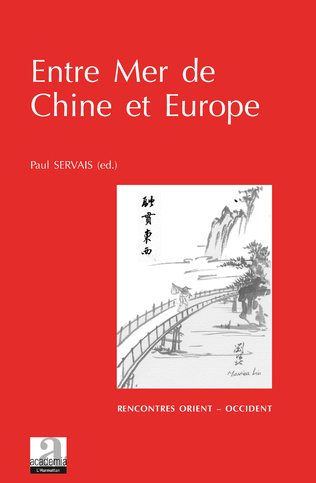 Couverture Entre Mer de Chine et Europe