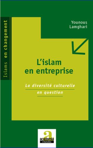 Couverture L'islam en entreprise