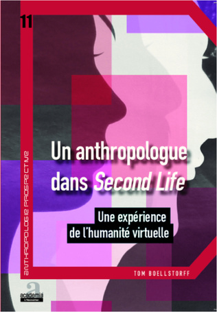 Couverture Un anthropologue dans Second life