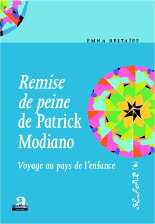 Couverture <em>Remise de peine</em> de Patrick Modiano