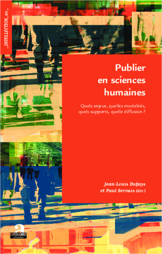 Couverture Publier en sciences humaines