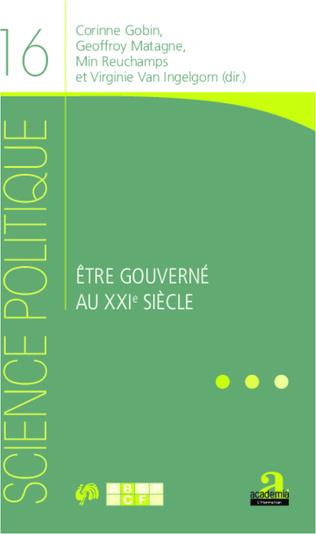 Couverture Introduction - Être gouverné au XXIe siècle