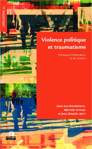Couverture Violence politique et traumatisme