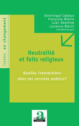 Couverture Neutralité et faits religieux