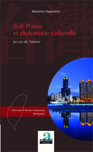 Couverture Soft power et diplomatie culturelle