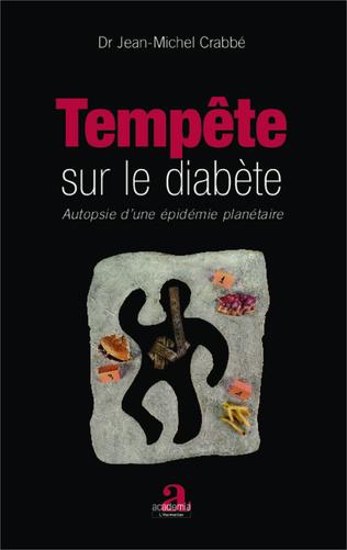 Couverture Tempête sur le diabète