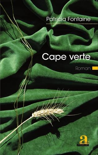 Couverture Cape verte