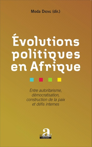 Couverture Evolutions politiques en Afrique