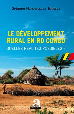 Couverture Le développement rural en RD Congo