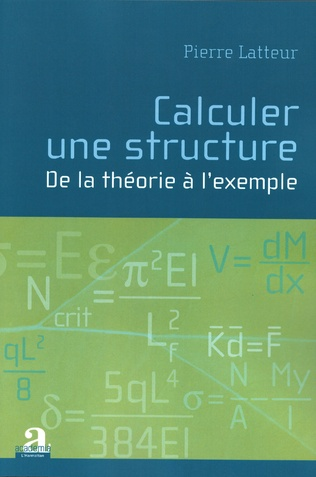 Couverture Calculer une structure
