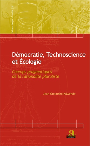 Couverture Démocratie, Technoscience et Ecologie