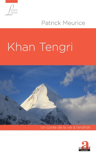 Couverture Khan Tengri