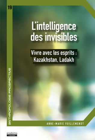 Couverture L'intelligence des invisibles