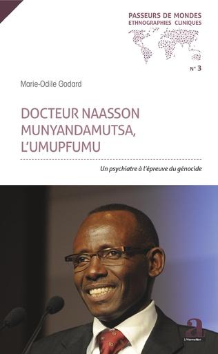 Couverture Docteur Naasson Munyandamutsa, l'UMUPFUMU