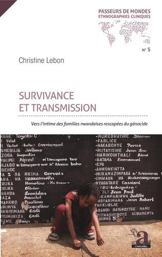 Couverture Survivance et transmission