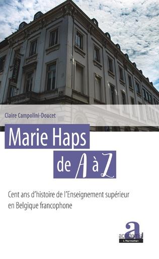 Couverture Marie Haps de A à Z