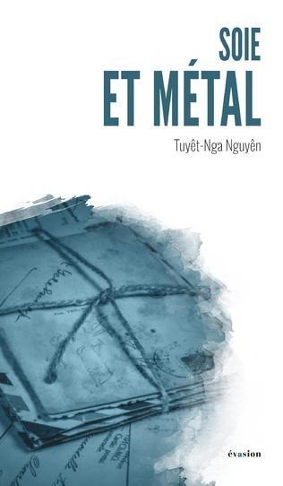 Couverture Soie et métal