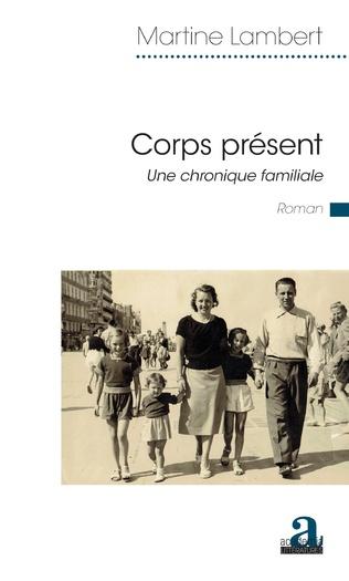 Couverture Corps présent