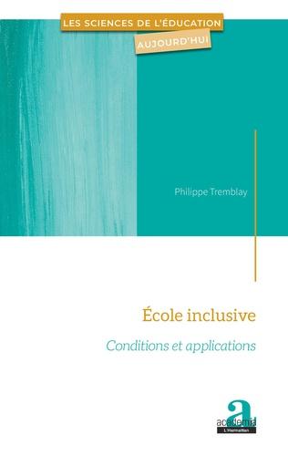 Couverture École inclusive