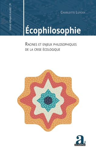 Couverture Écophilosophie