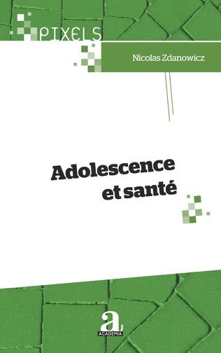 Couverture Adolescence et santé