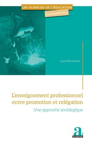 Couverture L'enseignement professionnel entre promotion et relégation