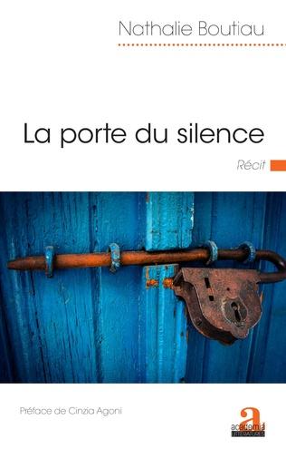 Couverture La porte du silence
