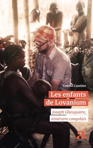 Couverture Les enfants de Lovanium