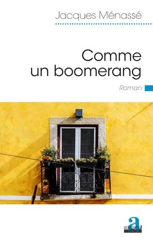 Couverture Comme un boomerang