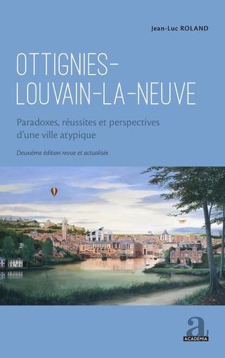 Couverture Ottignies-Louvain-la-Neuve