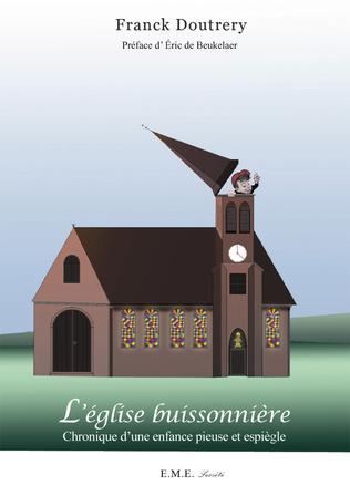 Couverture L'église buissonniere