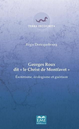 Couverture Georges Roux dit