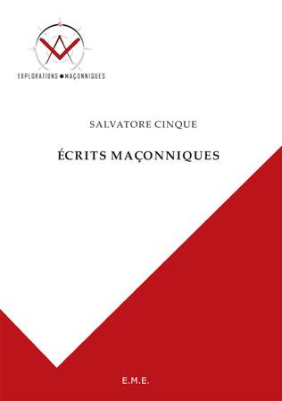 Couverture Ecrits maçonniques