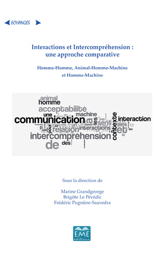 Couverture Interactions et Intercompréhension : une approche comparative