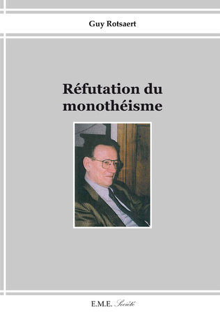 Couverture Réfutation du monothéisme