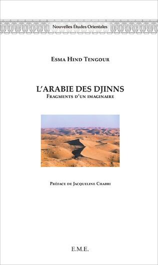 Couverture L'Arabie des Djinns