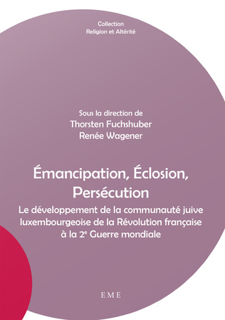 Couverture Émancipation, Éclosion, Persécution