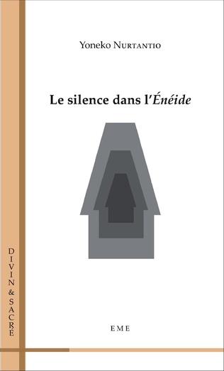 Couverture Le silence dans l'<em>Énéide</em>