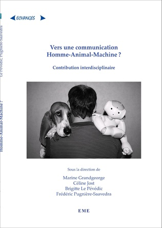 Couverture Vers une communication Homme-Animal-Machine ?