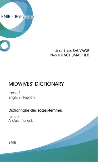Couverture Midwives' dictionary (Tome 1)