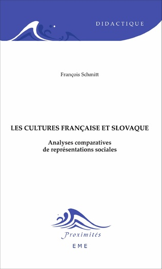 Couverture Cultures française et slovaque