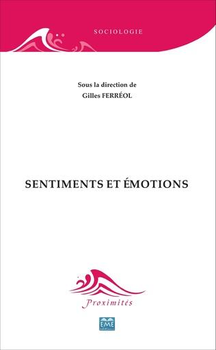 Couverture Sentiments et emotions