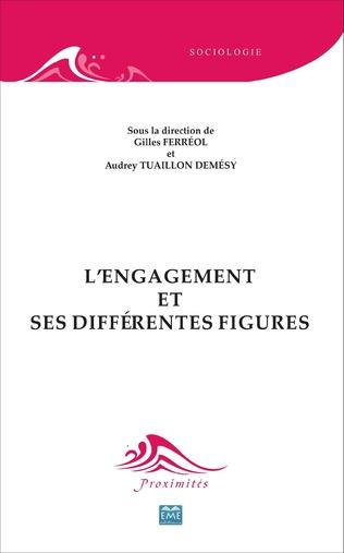 Couverture L'engagement et ses différentes figures
