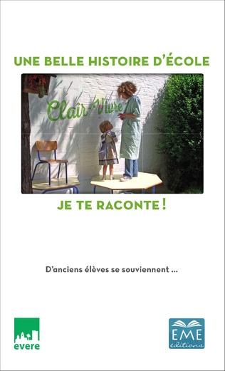 Couverture Une belle histoire d'école - Clair-Vivre