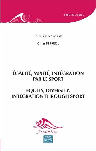 Couverture Egalité, mixité, intégration par le sport