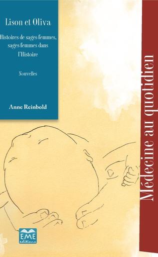 Couverture Lison et Oliva. Histoires de sages-femmes