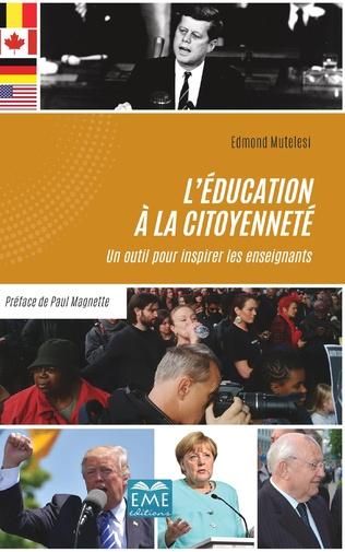 Couverture L'éducation à la citoyenneté
