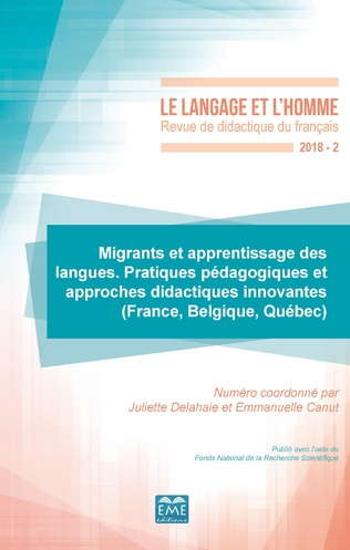 Couverture Migrants et apprentissage des langues