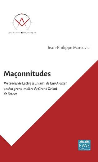 Couverture Maçonnitudes