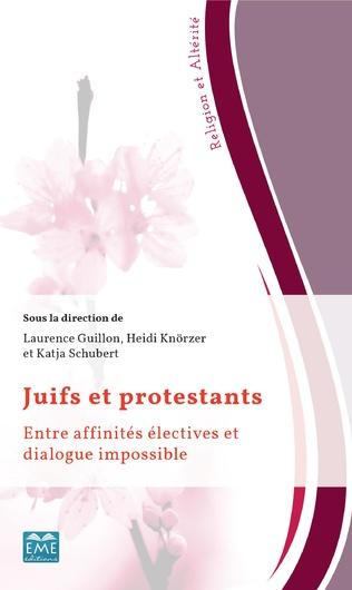Couverture Juifs et protestants